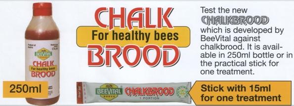 Beevital Chalkbrood