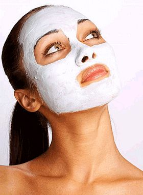 Treat yourself and reduce stress with a calming face-mask.